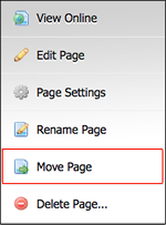 Move Pages with Ease